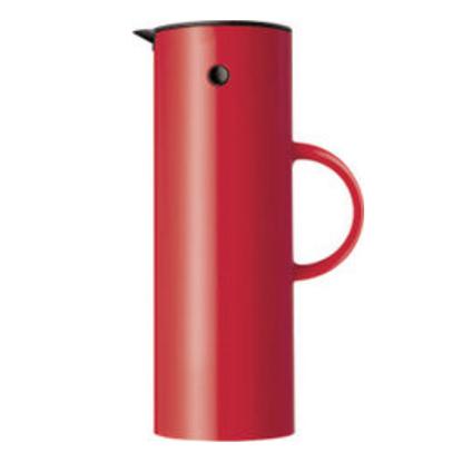 Stelton Vacuum Red Jug 1L