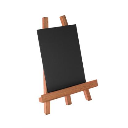 Black Foamex Easel Board A4