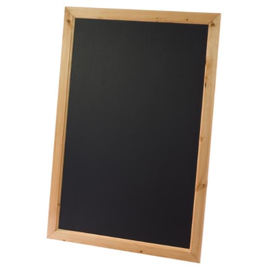 Framed Blackboard 93.5x63.5cm