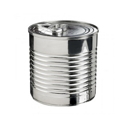 Silver Replica Can 220ml
