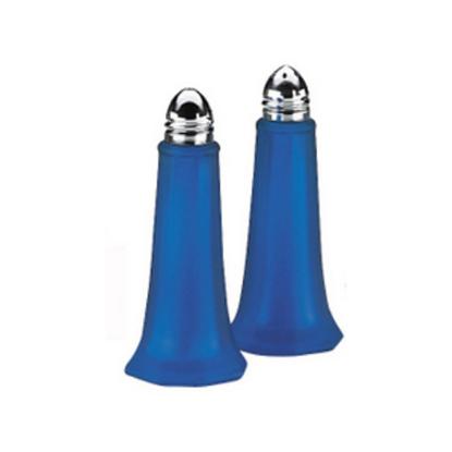 Blue Eiffel Condiment Set