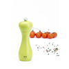 Bisetti Green Lacquered Pepper Mill 18cm