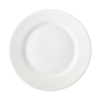 "Apollo White Round Plate 9"" (23cm)"