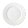 "Apollo Round White Plate 10.25"" (26cm)"