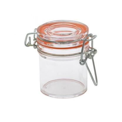 Plastic Preserve Jar 4.5cl