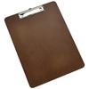 Dark Oak Clipboard For A4 Menu 24x34cm