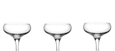 Picture for category Cocktail Coupes/Saucers