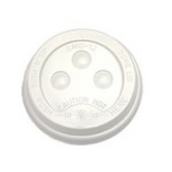 Coffeehouse Disposable Lid 12oz
