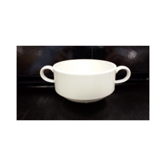 White Porcelain Soup Cup 28cl (9.47oz)