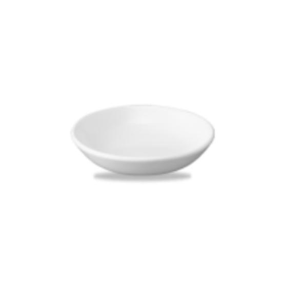 "Churchill Classic Oval Plate White 12"" (30.5cm)"