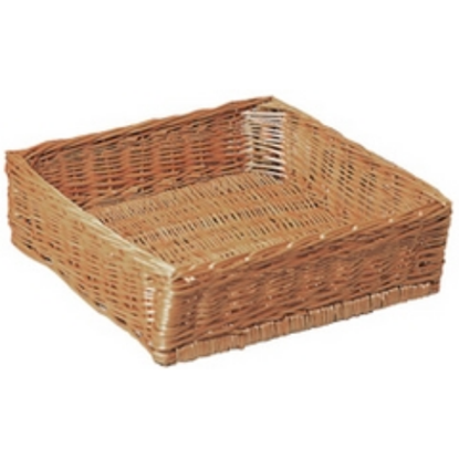 Dark Willow Basket 35x35x10cm