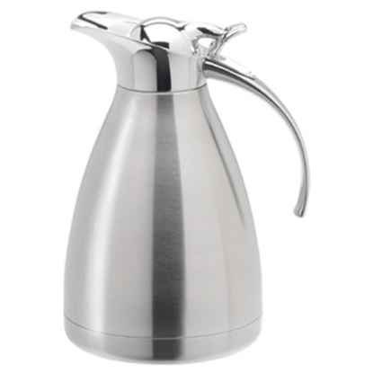 Deluxe Vacuum Jug 2 Ltr Satin Finish