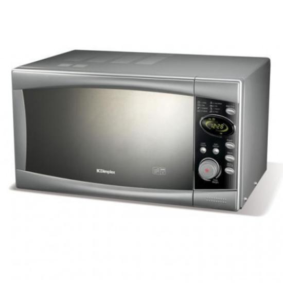 Dimplex Silver Microwave 900W