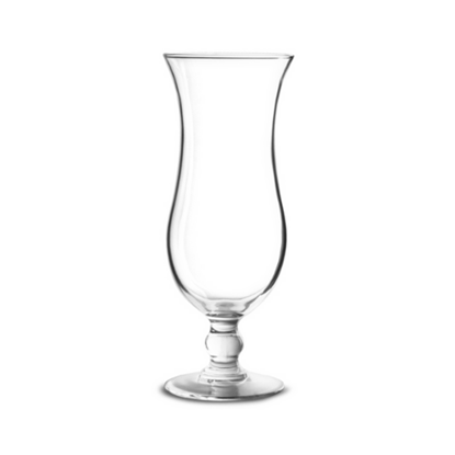Hurricane Cocktail Glass