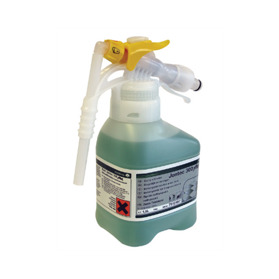 Diversey 1.5L Jontec 300 J-Flex Low Foaming Cleaner