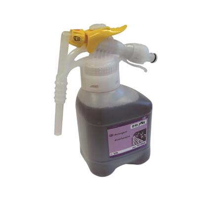 Diversey 1.5L Suma D10 J-Flex-Concentrated Detergent