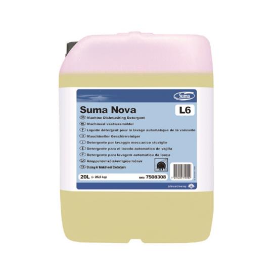 Diversey 20L Suma Nova L6 Medium To Hard Water