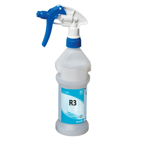 Diversey 30cl R3 Bottle Kit