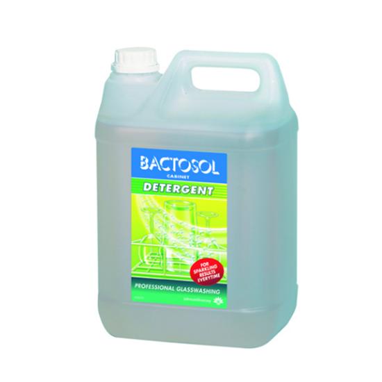 Diversey 5L Bactosol Cabinet Detergent For Machines