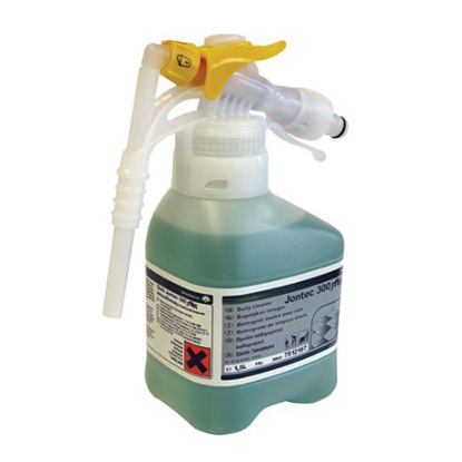 Diversey 5L Jontec 300 J-Flex Low Foaming Cleaner