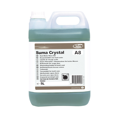 Diversey 5L Suma Crystal A8 Concentrated Acidic