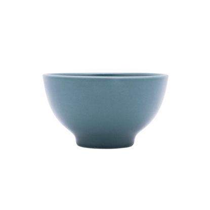 "Blue Modulo Soup Bowl 3.9"" (10cm)"