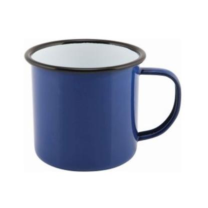 Enamel Mug Blue 36cl (12.5oz)