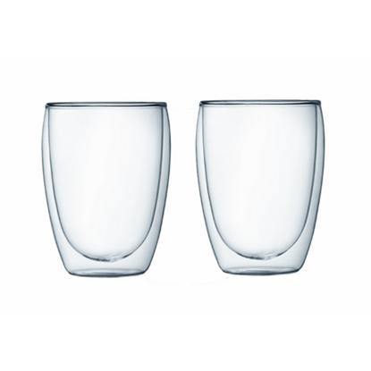 Pavina Double Walled Glass 35cl (12oz)