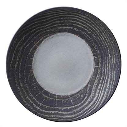 "Pepper Arborescence Round Dessert Plate 8.5"" (21.5cm)"