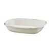 """Retro Gourmet Rectangular Plate 6.7"""" (17cm)"""