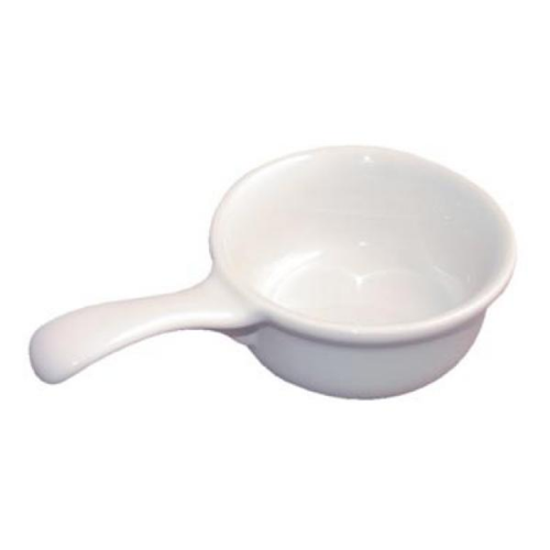 "Revol Miniature White Saucepan 4.25"" (10.5cm)"