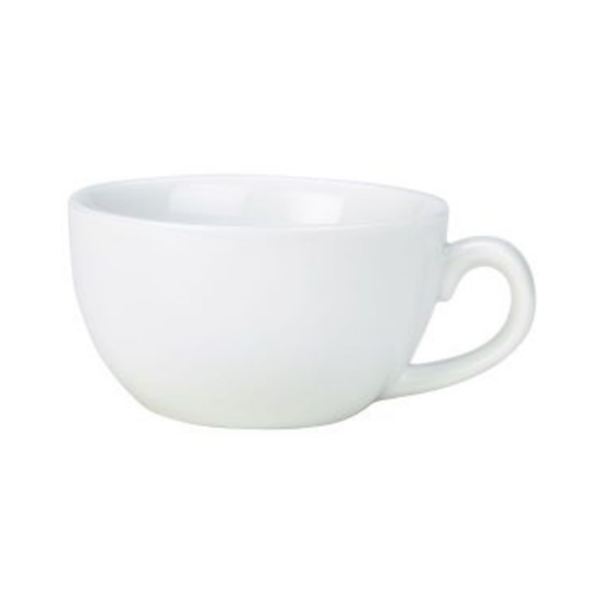 Royal Genware Bowl Shape Cup 20.7cl (7oz)