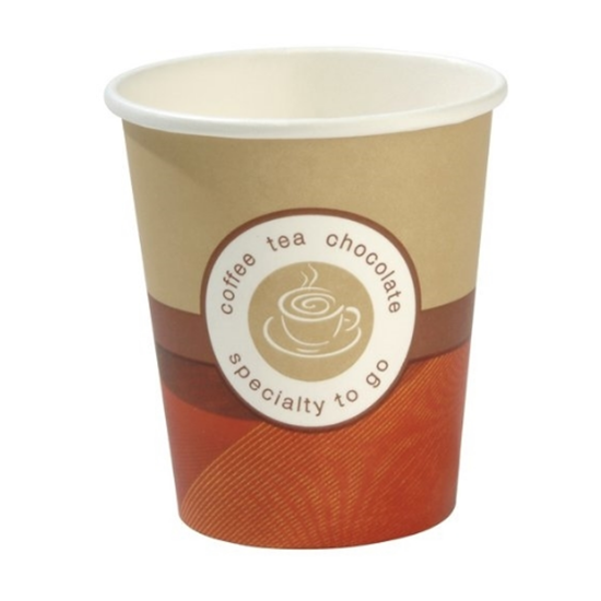 Single Walled Cup 23.7cl (8oz)