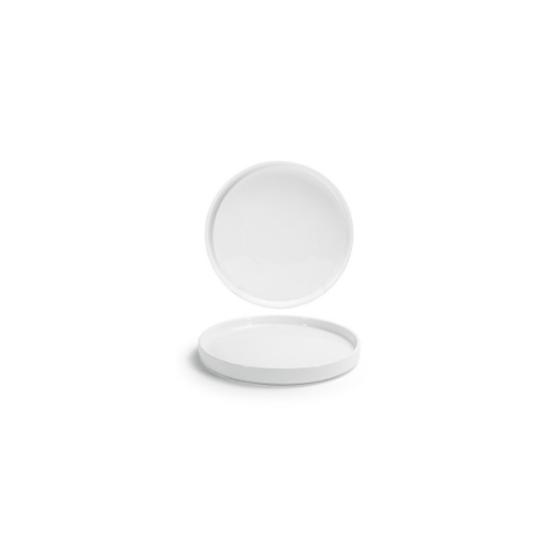 "Soho Straight Edged Plate 7.5"" (19cm)"