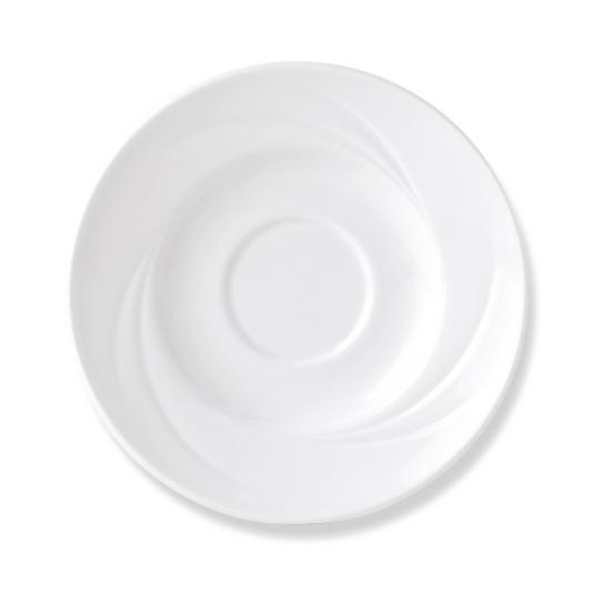 "Steelite Alvo Saucer 4.5"" (11.75cm)"