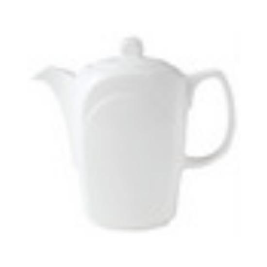 Steelite Bianco Coffee Pot 85.25cl (30oz)