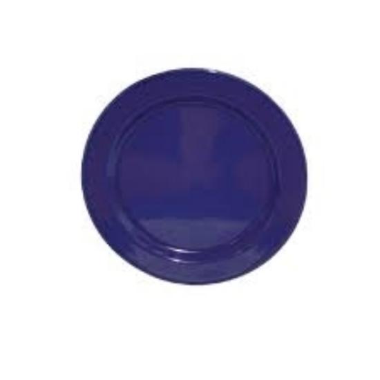 "Steelite Carnival Sapphire Plate 6.25"" (16cm)"