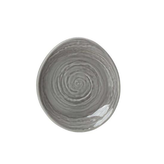 """Steelite Scape Grey Plate 6"""" (15.5cm)"""