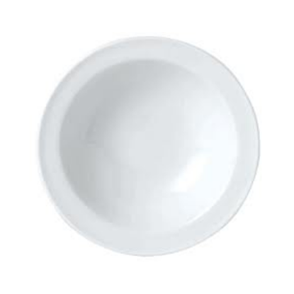 "Steelite Simplicity Rimmed Fruit Bowl 5.25"" (13.5cm)"