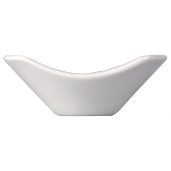 """Steelite Taste Scoop Bowl 3.5"""" (7.9cm)"""