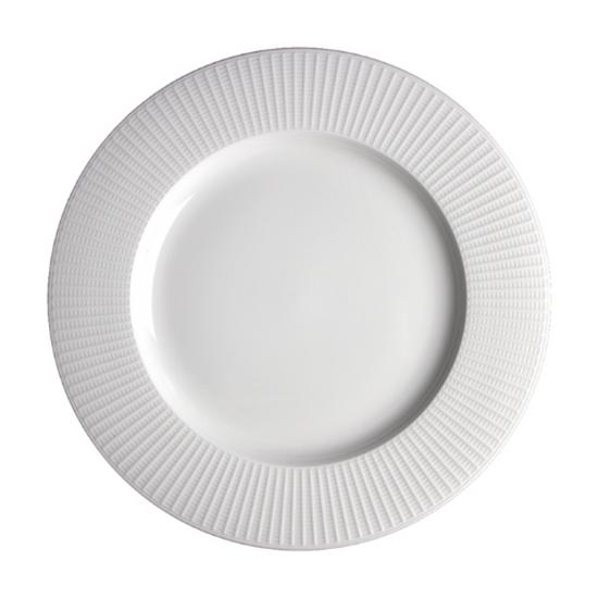 "Steelite Willow Mid Rim Plate 11.75"" (30cm)"
