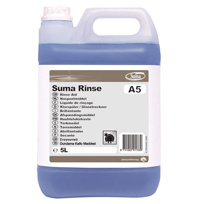 Diversey Suma Rinse Aid A5 All Water 5L