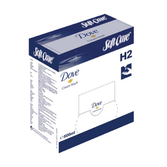 Diversey Soft Care Dove Cream Wash H2 80cl