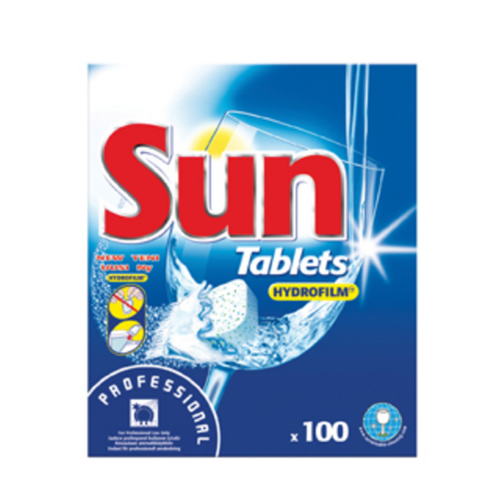 Diversey Sun All-In-One 100 Tablets