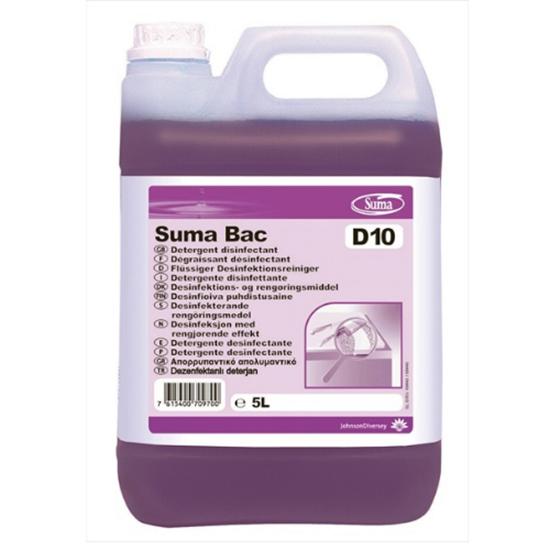 Diversey D10 Kitchen Detergent Sanitiser 5L