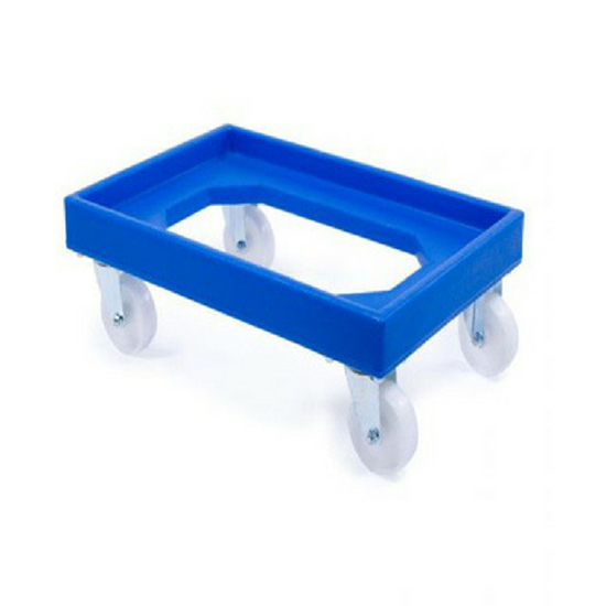 Dolly For Stackable Dough Trays (762 X 457mm)