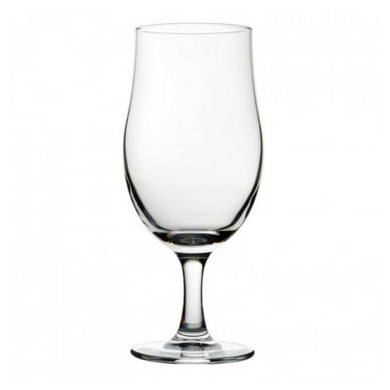 Draft Stemmed Beer Glass 38cl (13.5oz)