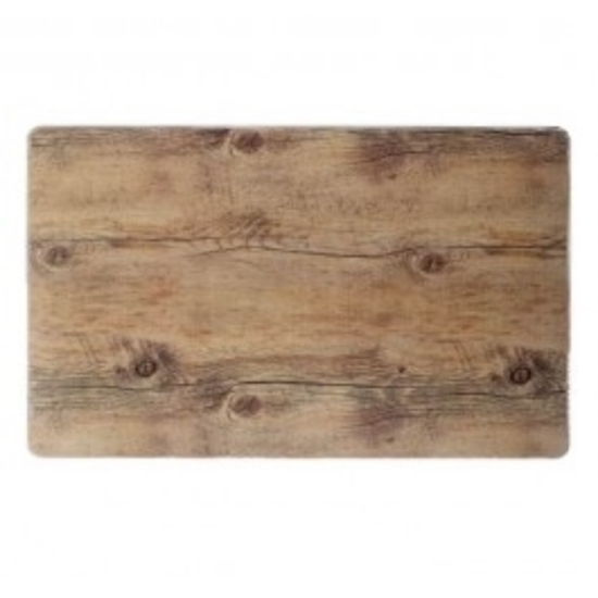 Driftwood GN 1/1 Flat Tray (53cm X32.5cm)