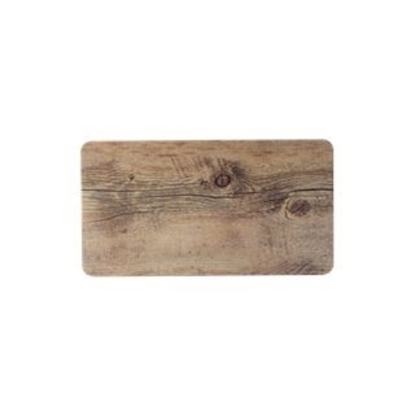 Driftwood GN 1/3 Flat Tray (32.5cm X 17.6cm)