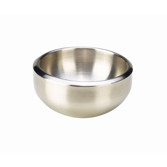 Dual Angle Double Walled Bowl 16cm X 7.2cm